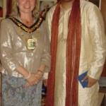 Rishi & Mayoress
