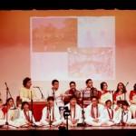 Moksha team for Taar Srishti, Taar Gaan, Taar Shantiniketan