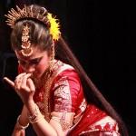 Shyama, the court dancer