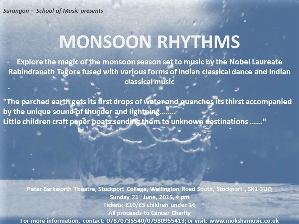Monsoon Rhythms