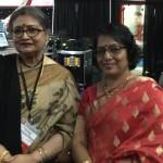 Ballari Banerjee with Pramita Mallick