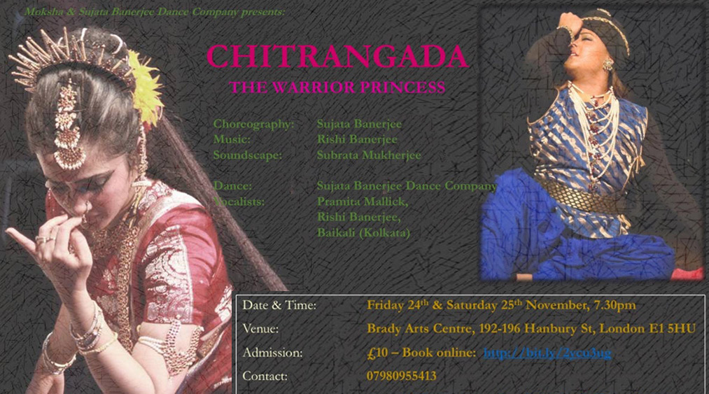 Chitrangada – The Warrior Princess by Moksha